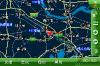 过无锡之后加速中的一个截图(地图)
