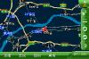 接近南京时达到全程最高速(地图)